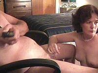 Mature Woman Fucks With Man