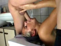 I rewarded my blonde with deep gratis fuck!