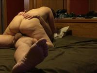 Fat ass woman is getting fucked