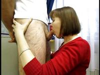 Horny MILF wants to show her skills