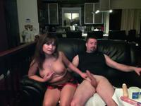 Amazing amateur webcam couple